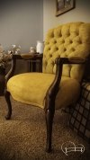 February 2017 - Wing Back Chair ~ FOR ME