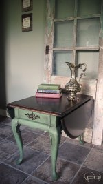 July 2017 - Drop Leaf Table ~ FOR YOU