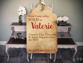 SOLD to Valerie <3