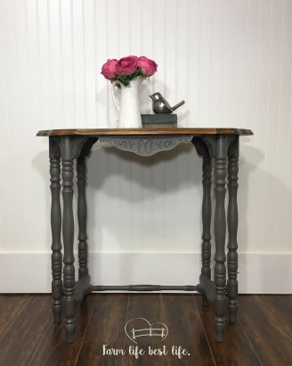 May 2018 ~ Stunningly Chic Accent Table