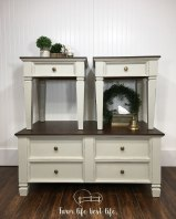 June 2018 ~ Cottage Country Chest & Tables