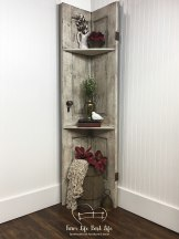 October 2018 ~ Corner Shelf Farmhouse Charm